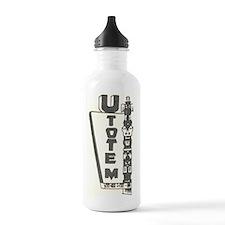 utotem.gif Water Bottle
