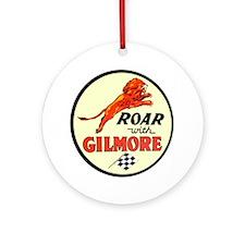 gilmore3 Round Ornament