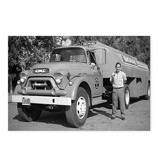 SignalOilTruck Postcards (Package of 8)