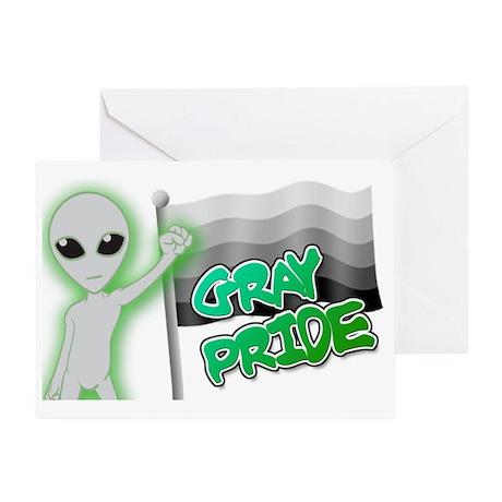 GP-rect-sticker Greeting Card