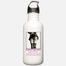chaotic neutral Water Bottle