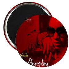 la veda - sticky foreplay tshirt1 Magnet