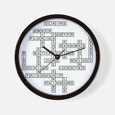 2-Leibowitz Wall Clock