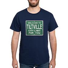 TILTVILLE - POKER - T-Shirt