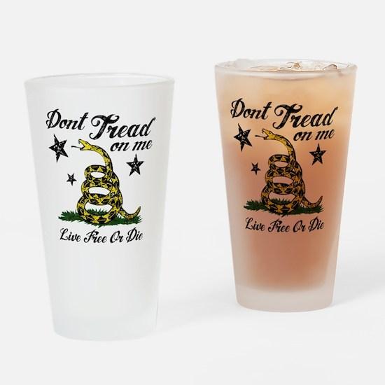 DTOM 10 Drinking Glass