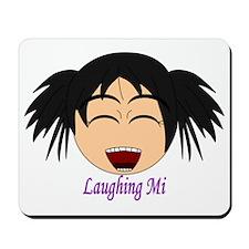 Laughing Mi Mousepad