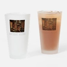 ancient ruins trans3 Drinking Glass