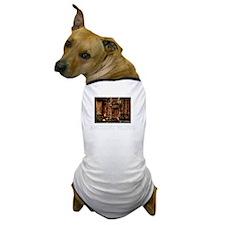 ancient ruins trans3 Dog T-Shirt