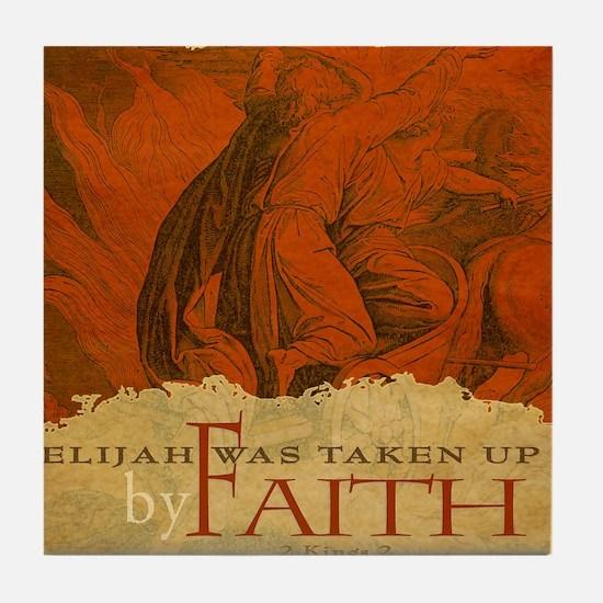 Mousepad_ByFaith_Elijah Tile Coaster