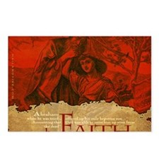 Mousepad_ByFaith_AbrahamI Postcards (Package of 8)