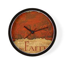 Mousepad_ByFaith_Abel Wall Clock