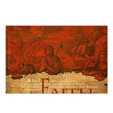 Mousepad_ByFaith_Abel Postcards (Package of 8)