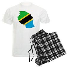 TZ flag clip Pajamas