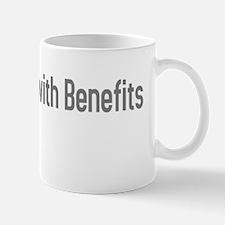 Priest w Benefits Spelled Right Mug