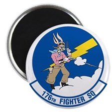 176_fighter_squadron Magnet