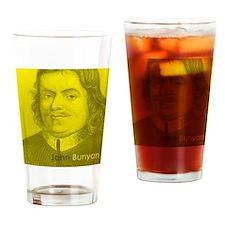 Coaster_Heads_JohnBunyan Drinking Glass