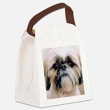 moreshihtzu Canvas Lunch Bag