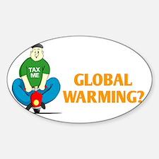 Global-Warming-(dark) Decal