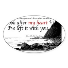 Twilight Edward Quote Decal