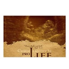 Mousepad_ProLife-Christia Postcards (Package of 8)