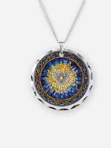 3-HolySprit_Trans_PNG Necklace