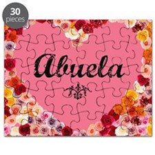 Abuela valentine card Puzzle
