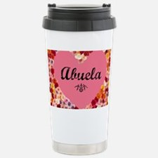 Abuela valentine card Travel Mug