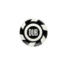 Dub_Black Mini Button