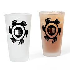 Dub_Black Drinking Glass