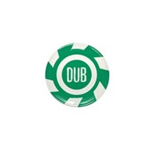 Dub_Green Mini Button