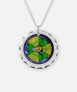 nuclear-recycle Necklace