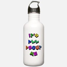 ALL ABOUT ME copy Water Bottle