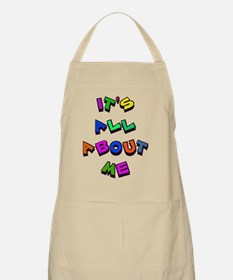 ALL ABOUT ME copy Apron