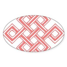 Endless_Knot_Coral Decal