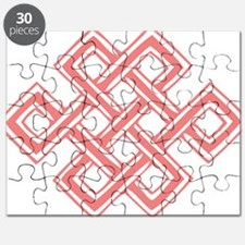 Endless_Knot_Coral Puzzle