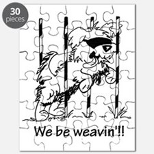 We be weavin!! Puzzle