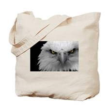 Sharp eagle eye Tote Bag