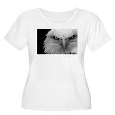 Sharp eagle eye Plus Size T-Shirt