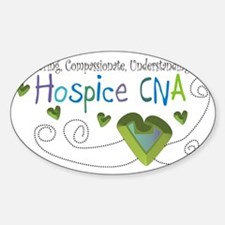 Hospice CNA Decal