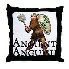 Unique Dwarves Throw Pillow