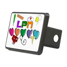 Licensed Practical Nurse Hitch Cover