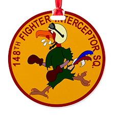 148_fs_fighter_interceptor_squadron Ornament