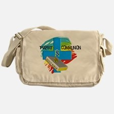 First Communion Day Messenger Bag