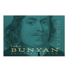 Magnet_Head_Bunyan Postcards (Package of 8)