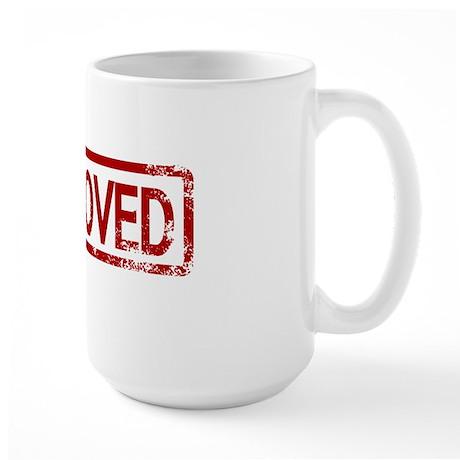 approved Large Mug
