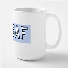 USAF-First-SMSgt-Old-BSticker Mug