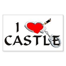 castle2lt Decal