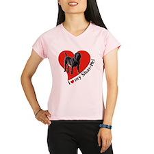 sharpei_apron Performance Dry T-Shirt