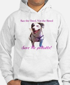 Save the Pits Hoodie