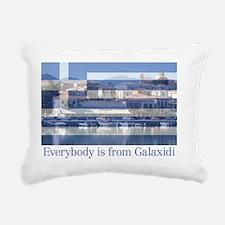 everybody Rectangular Canvas Pillow